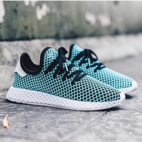adidas Shoes | Deerupt Teal Mens